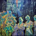 中川光紀展 仏蘭西クラシック音楽と現代絵画の融合