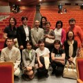 【開催報告】萩組プチ・クラス会ランチ&記念コンサート鑑賞会