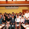 【開催報告】昭和55年卒中学萩組 近藤先生の授業&クラス会
